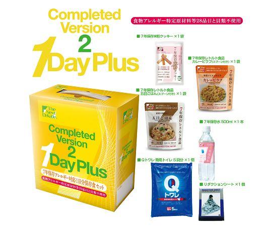 07DP02 1日分レトルト保存食セット