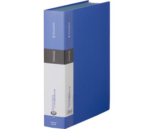シンプリーズ クリアーファイル 100P 136-5SPシリーズ