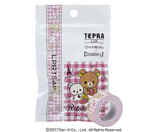 [取扱停止]「テプラ」Liteテープ LPR15シリーズ