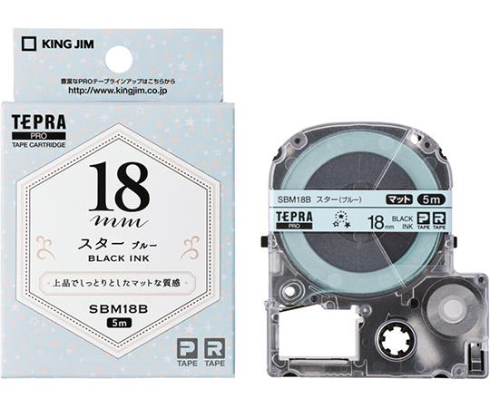 [取扱停止]PROテープ 黒文字 SBM18シリーズ