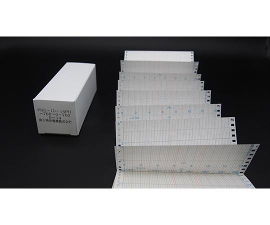 pH指示記録調節計用記録紙