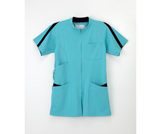 男女兼用上衣 ブルー AY-4227シリーズ