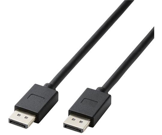 ディスプレイポートケーブル ver1.4対応 ブラック CAC-DPシリーズ