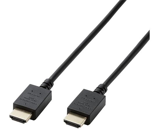 HDMIケーブル Premium やわらか ブラック CAC-HDPYシリーズ