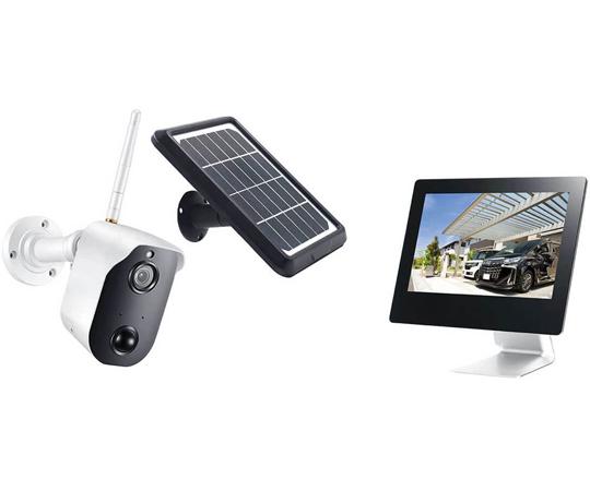CAR-101無線カメラ&モニターセット