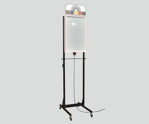LED式視力検査器 脚立式 斜め入り8方向 5m用 SK-90A-5