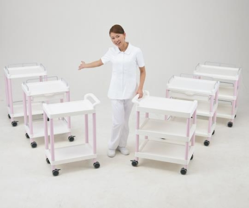 Mobile Easy Cart 2 Stages 532 x 368 x 800 ME11A
