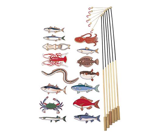 釣りっこ 釣りっこ1 魚15種・竿6本