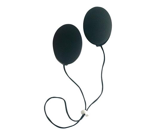 私のミミ (補聴耳カバー) ブラック