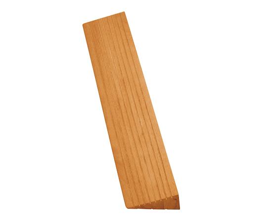 木製段差解消スロープ 800×46×14mm