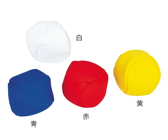 7-2035-03 フロアバスケット カラー玉(10個1組)赤