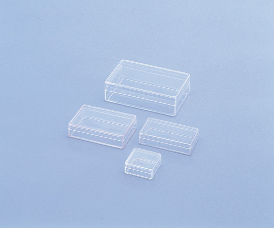 SCC スチロール角型ケース (純水洗浄処理済み) 2型