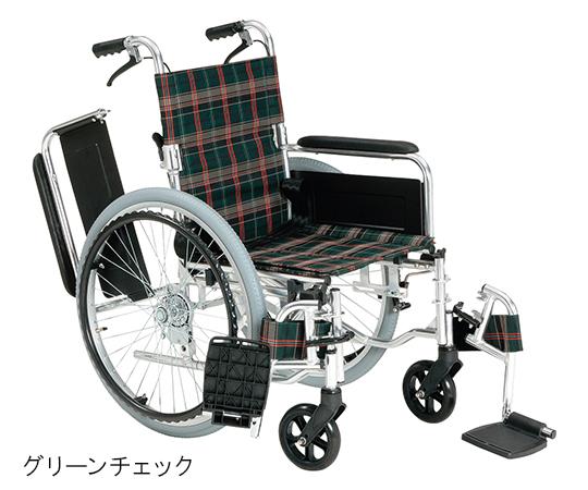 車いす(自走式アルミ製背折れタイプ) KS-80シリーズ
