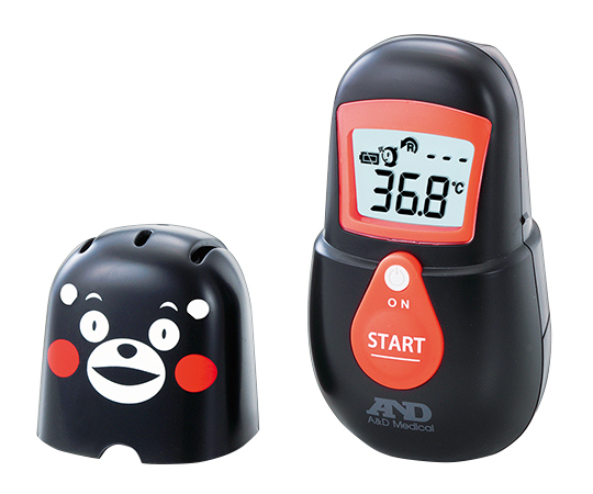 非接触体温計 くまモン UTR-701A-JC3