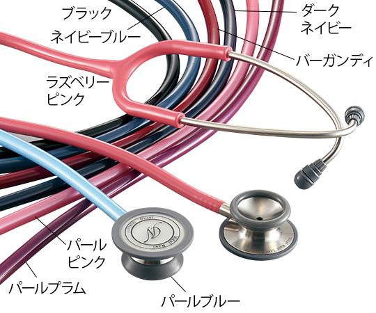 バイタルナビ聴診器 サスペンデッド ブラック