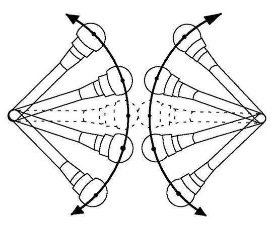 バイタルナビ聴診器 サスペンデッド ダークネイビー