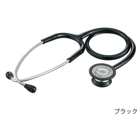 バイタルナビ聴診器 サスペンデッド ブラック 0137B851