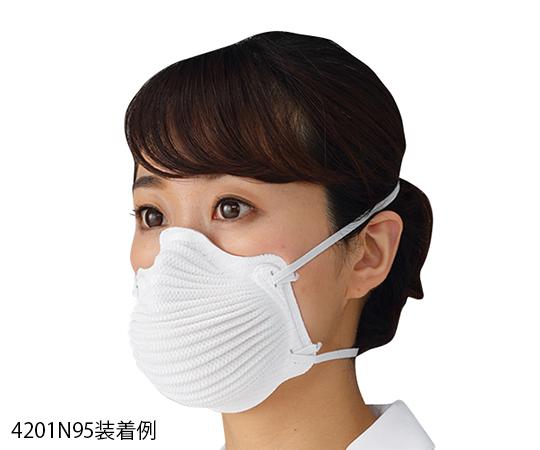 N95マスク 4200シリーズ 10枚入 ...