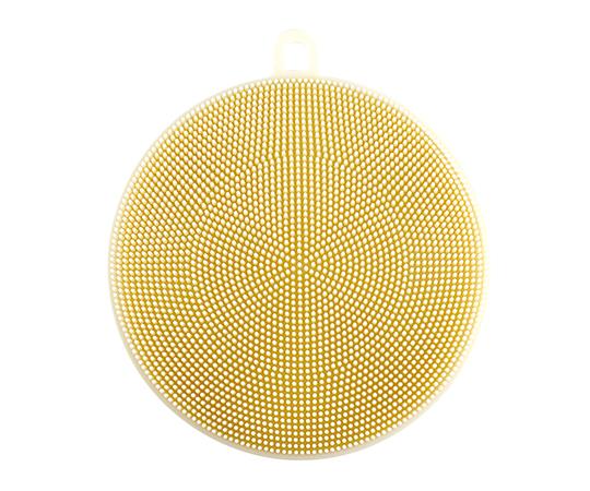 シリコンタワシ(食洗機可) Φ120×10mm
