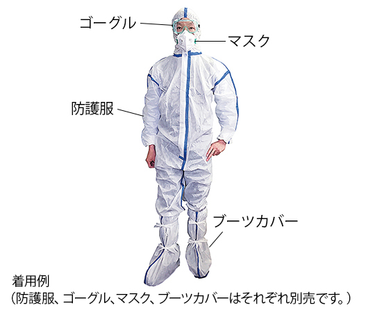 感染症対策防護服