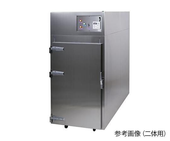 [取扱停止]遺体冷蔵庫 一体用 900×2315×1400mm