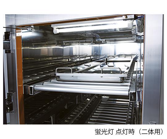 [取扱停止]遺体冷蔵庫 二体用 900×2315×1870mm