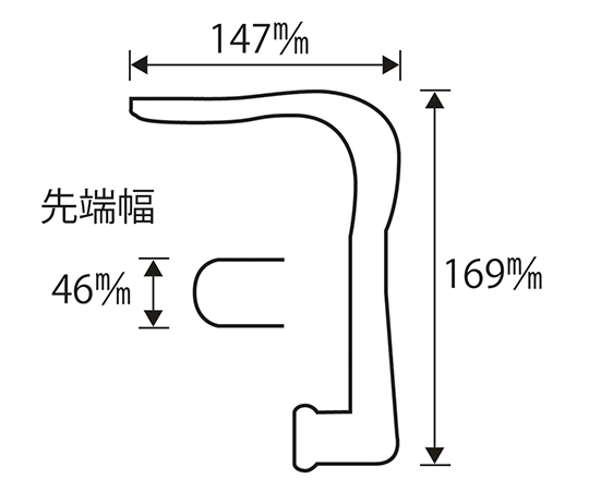 京大式産科ジモン 膣鏡
