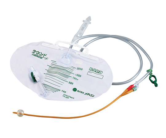 バードI.C.フォーリートレイB (トレイ型閉鎖式導尿システム)