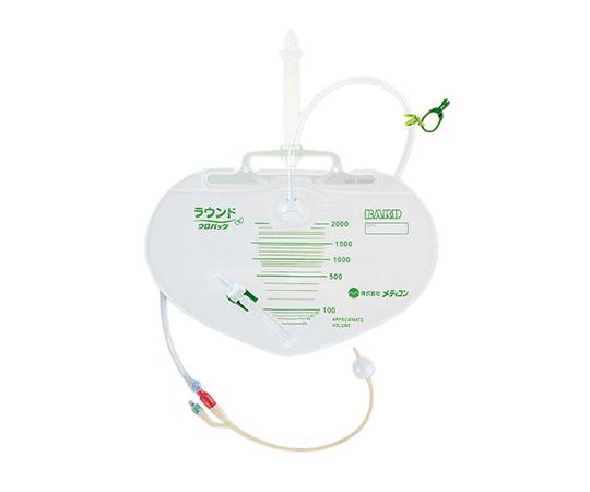 バードI.C.シルバーフォーリートレイB (トレイ型閉鎖式導尿システム)