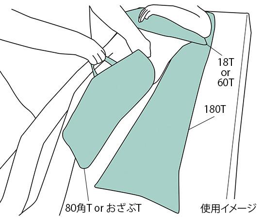 ポジクッションT 耐熱タイプ 180T