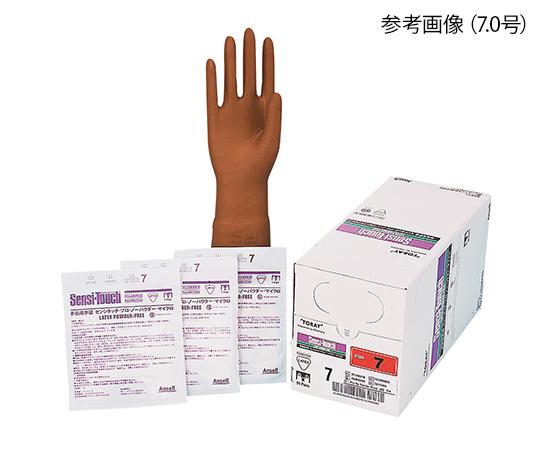 センシタッチ・プロ・ノーパウダー・マイクロ(手術用手袋) 6.0号  SG7760N