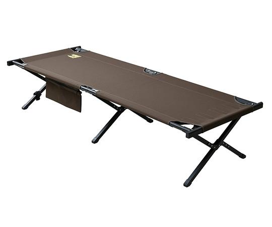 簡易ベッド・ベンチ(アルミGIベッド) 750×2050×490  1973-80