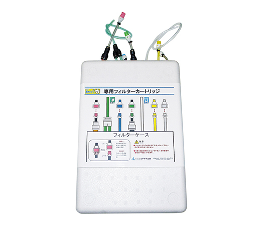 非常用蓄圧式浄水器 コッくん飲めるゾウ 交換用専用フィルターセット  FLRO-01