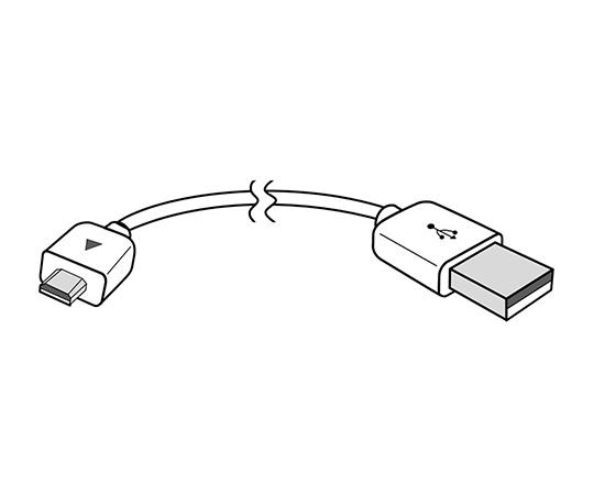 リングO2(パルスオキシメータ) USB充電ケーブル  540-00194-00