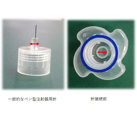 ななこ(R)(ペン型注射器針刺し受傷防止キット) 業務用 100個/箱×12箱入  NVS-2