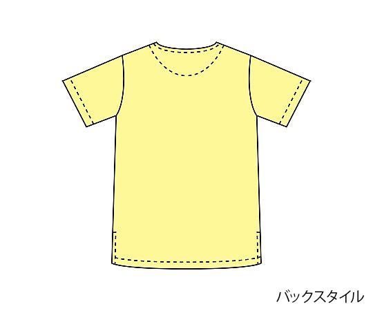 スクラブ(男女兼用) フレンチピンク L  DS2001