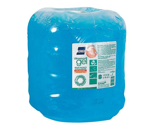 [取扱停止]KONIXウルトラサウンドジェル(超音波検査用ジェル) レギュラー 青色 5000mL  T1540.101.0003