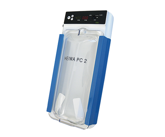 洗浄水バッグ加圧装置 ヘイワPC2 バッテリー内蔵