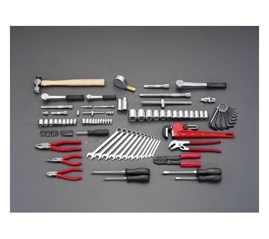 機械修理用工具セット 103点組