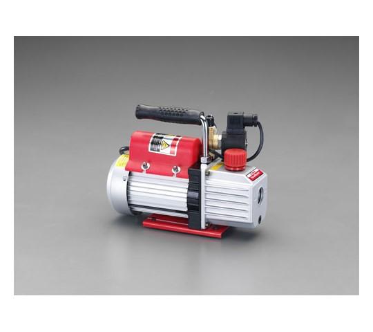 42L電磁弁付小型真空ポンプ(ツーステージ) EA112BF