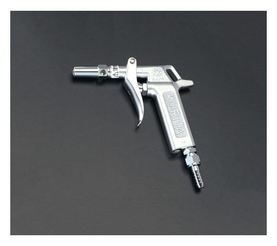 [取扱停止]エアーブローガン(増量ノズル・8.5mmタケノコステム付) 3.5倍,