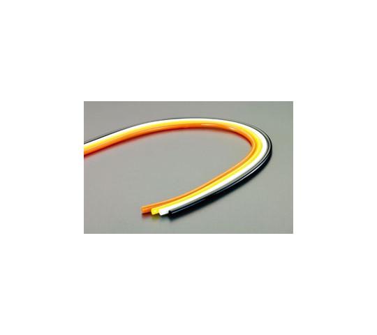 ソフトウレタンチューブ(黄) 6.5mm×10mm 20m
