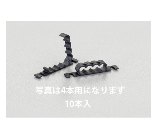 10mm/4本用結束バンド(チューブ用/10個)
