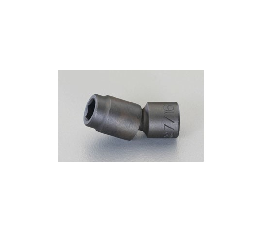 [取扱停止]ユニバーサルインパクトソケット 3/8sq×12mm