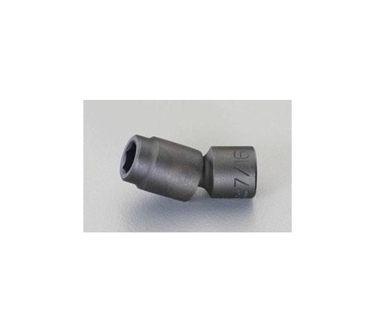 [取扱停止]ユニバーサルインパクトソケット 3/8sq×19mm
