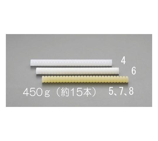 ホットメルトスティック(白色半透明/約本) EA305MDシリーズ