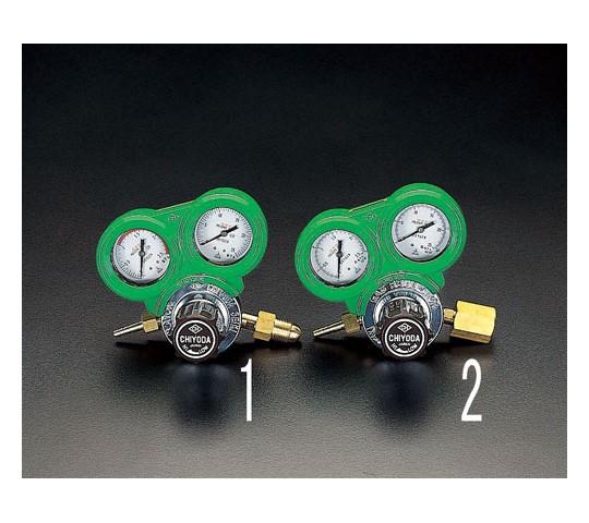 酸素調整器(関西形・雄ネジ/保護カバー付) EA316AAシリーズ