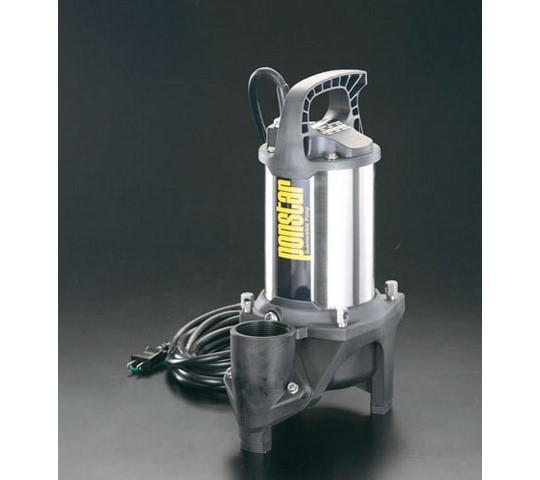[取扱停止]水中ポンプ(汚水用/SUS) EA345ECシリーズ