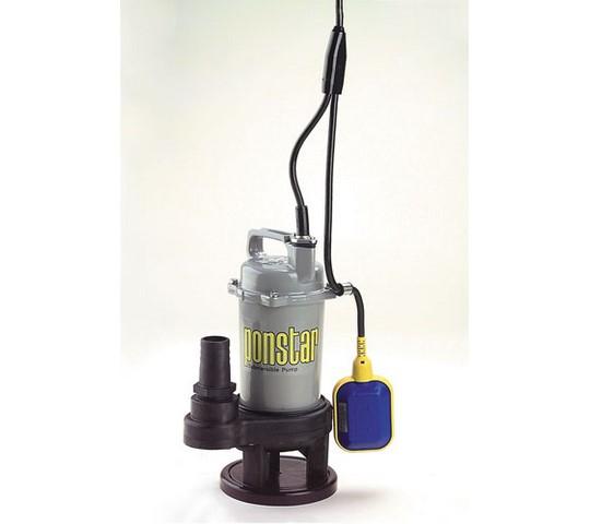[取扱停止]汚物用水中ポンプ EA345Eシリーズ