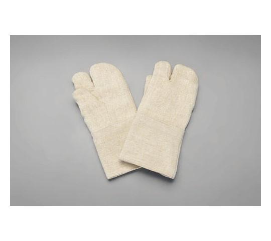 [取扱停止]手袋(耐熱・本指・セラミック・アラミド繊維) EA353APシリーズ